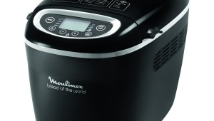 Masina de paine Moulinex Bread of the World, 1600 W, 1.5 Kg, 19 programe