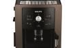 Espressor Krups EA8019, 15 bar, 1.8 l, NegruInox