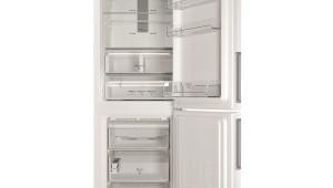 Combina frigorifica Hotpoint XH8 T2I W, 340 l, Clasa A++, H 189 cm, Alb