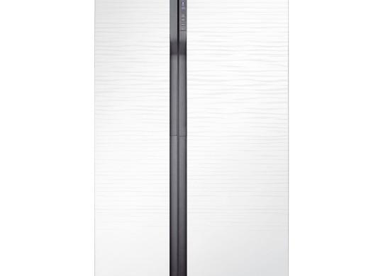 Side by side Samsung RS552NRUA1J, 538 l, Clasa A+, Full No Frost, H 179 cm, Alb