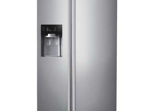 Side by side Samsung RS7547BHCSP/EF, 537 l, Clasa A+, No Frost, H 178.9 cm, Inox