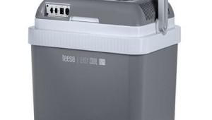 Lada frigorifica auto Teesa DC 12 V; AC 220-240 cu functie de incalzire 24L