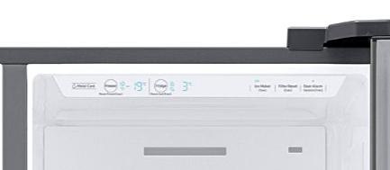 Samsung RS67N8210S9EF sistem full no frost