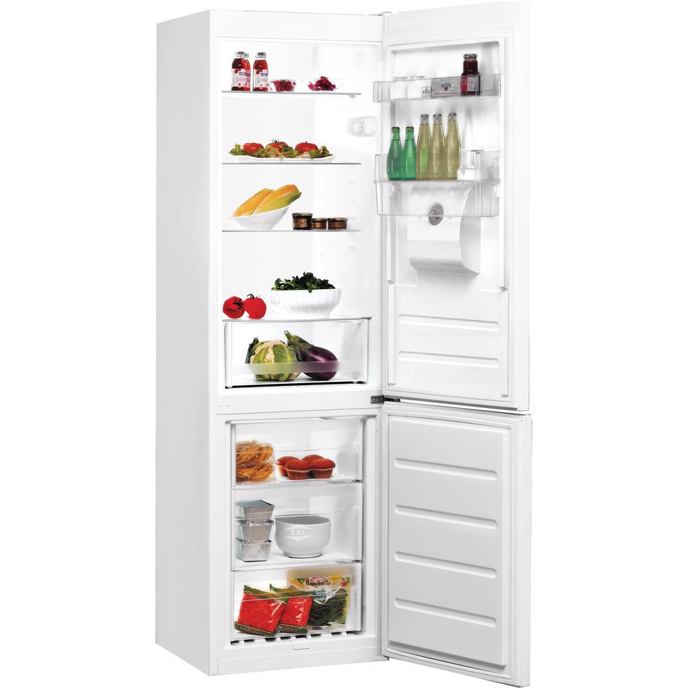 Indesit LR8 S1 W AQ combina frigorifica