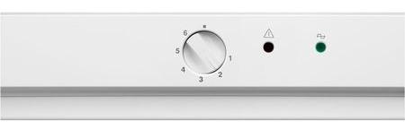 Zanussi ZFU23403WA termostat reglabil congelator