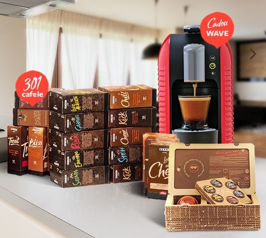 office coffee pack beanz cafe