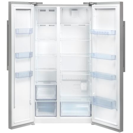 Beko GN163022S review, pret, pareri side by side incapator