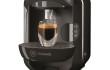 Pachet promo: Espressor automat Bosch Tassimo Vivy TAS 1252, 1300 W, 0.7 l, Tehnologie INTELLIBREW™, T-discuri, Negru + Capsule Jacobs Tassimo, Family pack, 8 pachete