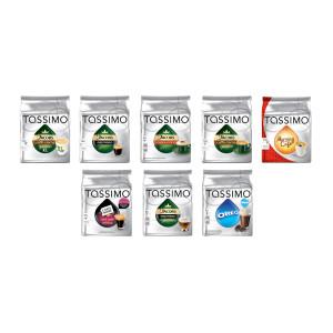 Capsule Jacobs Tassimo, Family pack, 8 pachete