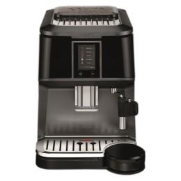 Espressor Krups EA8442, LCD, 15 bari, 1.7 l, 250 g, Rasnita, Cappuccino, Negru