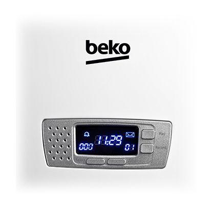 Beko DBK 386 WDR+ display