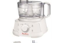 Robot de bucatarie Moulinex Masterchef 5000 FP516131, 750 W, Bol 2 l, Alb