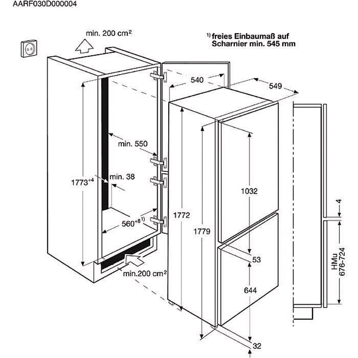 Zanussi ZBB28441SA schema