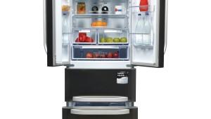 Combina frigorifica Hotpoint-Ariston Quadrio E4DAAXC, 470 l, Clasa A+, Full No Frost, H 195.5 cm, Inox