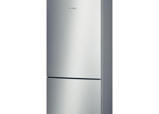 Combina frigorifica Bosch KGV58VL31S, 505 l, Clasa A++, H 191 cm, Argintiu
