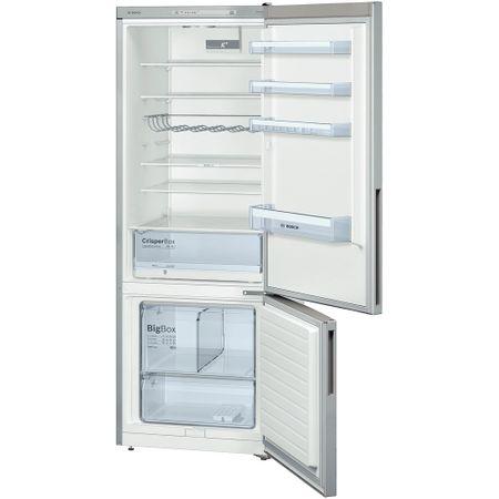 Bosch KGV58VL31S review, pret, pareri combina frigorifica incapatoare