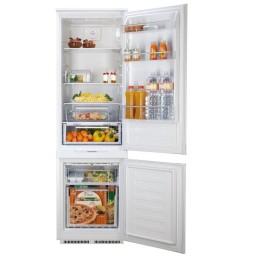 Combina frigorifica incorporabila Hotpoint BCB 31 AA F C, 246 l, Clasa A+, H 184.3