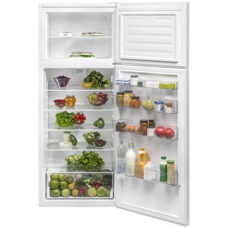 frigider Beko RDSE465K20W