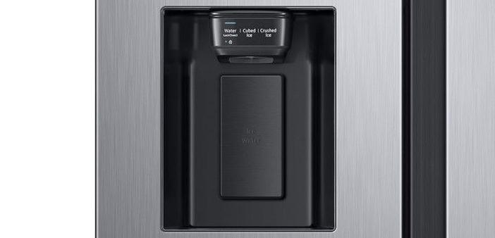 Samsung RS68N8321S9EF dozator gheata si apa