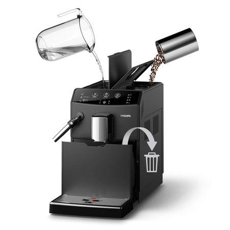 espressor cafea pentru birou pe baza de boabe