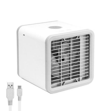 Ventilator portabil, USB, Lumina ambientala Arctic Air