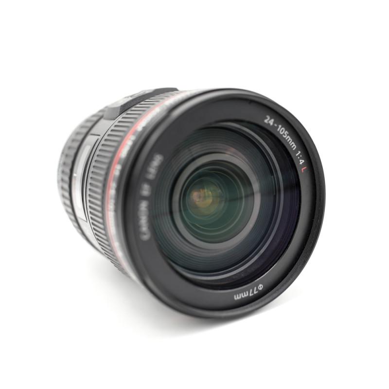 lentila canon 24-105 L IS USM