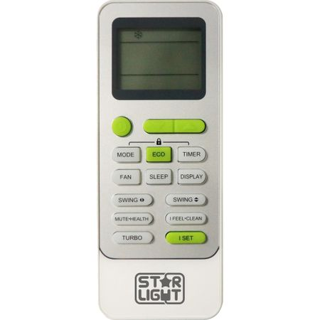 Star-Light ACT-12BLWF telecomanda aer conditionat