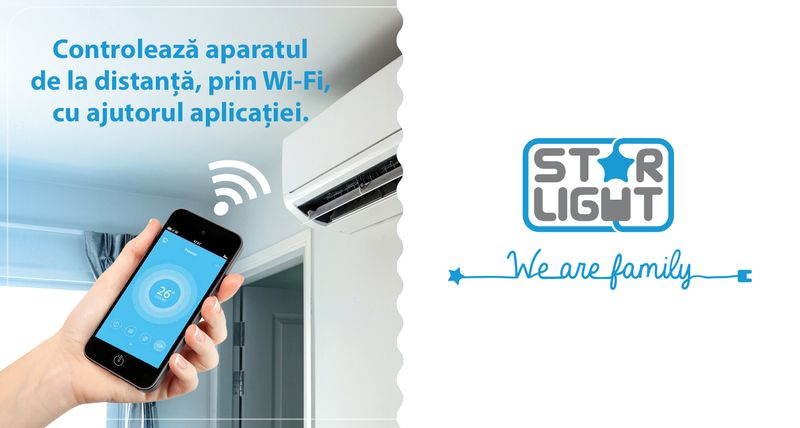 Star-Light ACT-18WIFI tehnologie wifi
